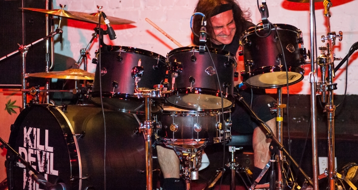 Interview with Vinny Appice of Kill Devil Hill | August 5, 2012