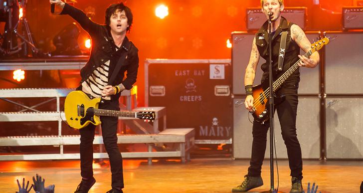 Green Day | April 16, 2013