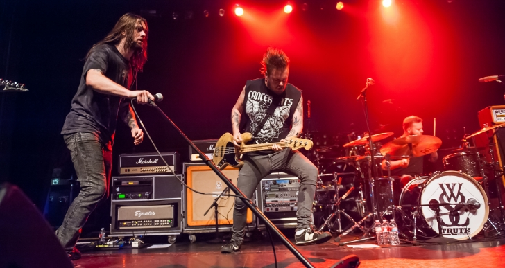 While She Sleeps | March 31, 2013