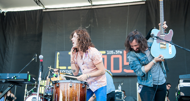 Youngblood Hawke | May 19, 2013