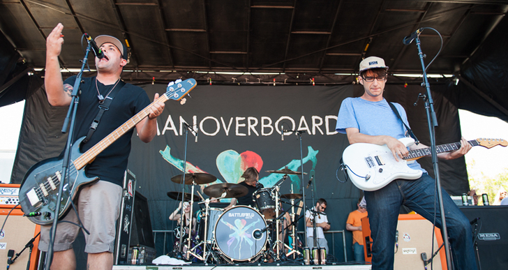 Man Overboard | June 22, 2013