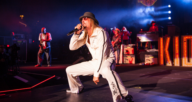 Kid Rock | July 28, 2013