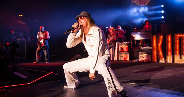 Kid Rock   July 28, 2013