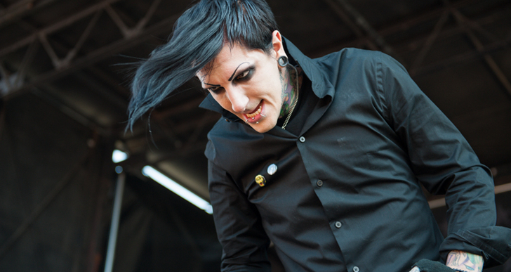 Motionless In White | June 30, 2013