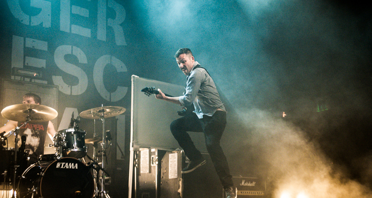 The Dillinger Escape Plan | July 19, 2013