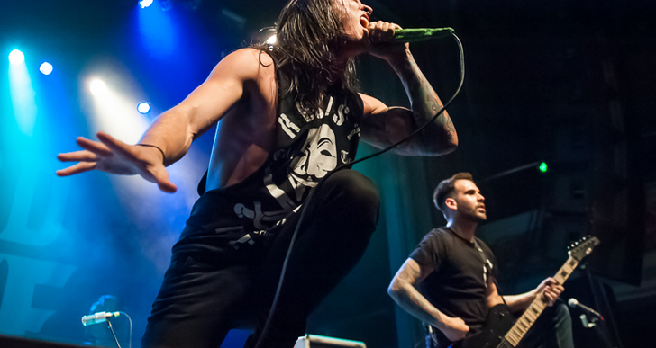 The Word Alive | June 25, 2013