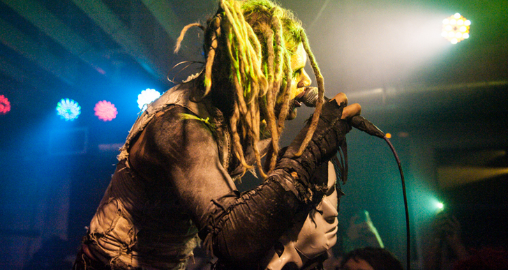 Interview With Davey Suicide