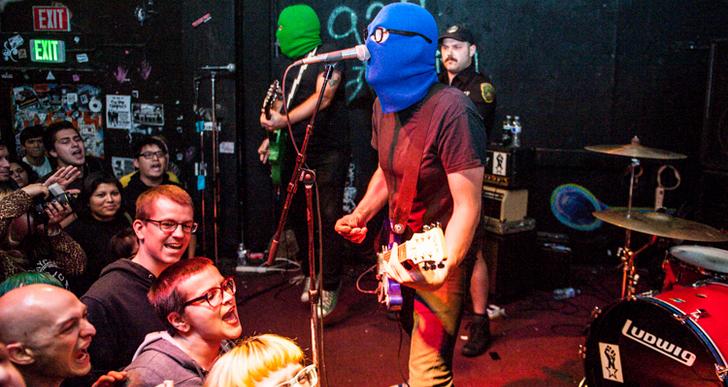 Masked Intruder | August 3, 2013