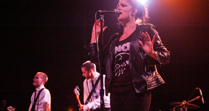 The Interrupters | August 2, 2013