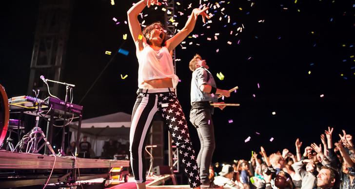Matt & Kim | September 22, 2013