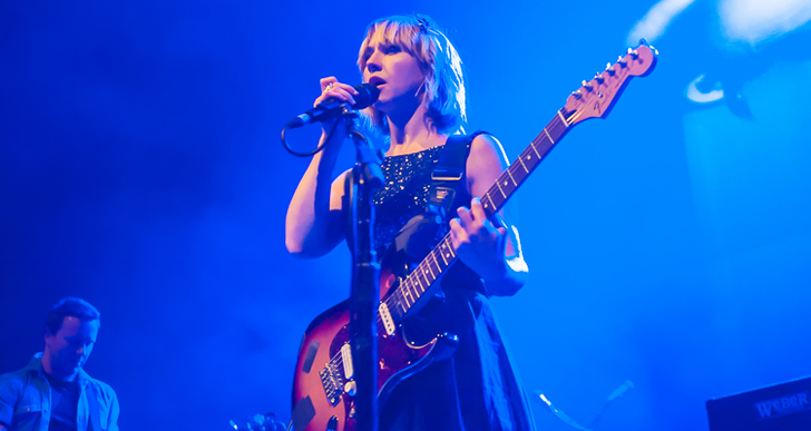 The Joy Formidable | October 21, 2013