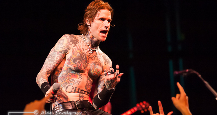 Buckcherry | March 13, 2014