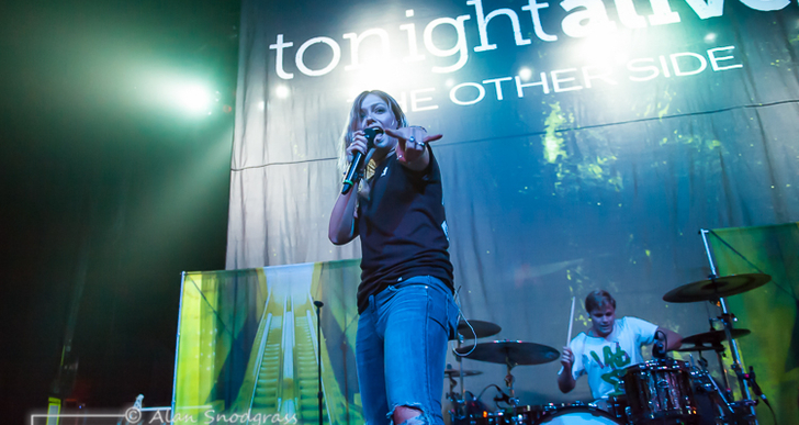 Tonight Alive | March 25, 2014