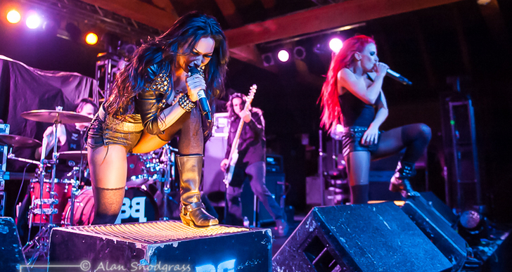 Butcher Babies | April 16, 2014