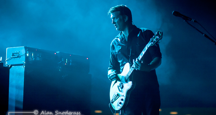 Queens Of The Stone Age | April 17, 2014