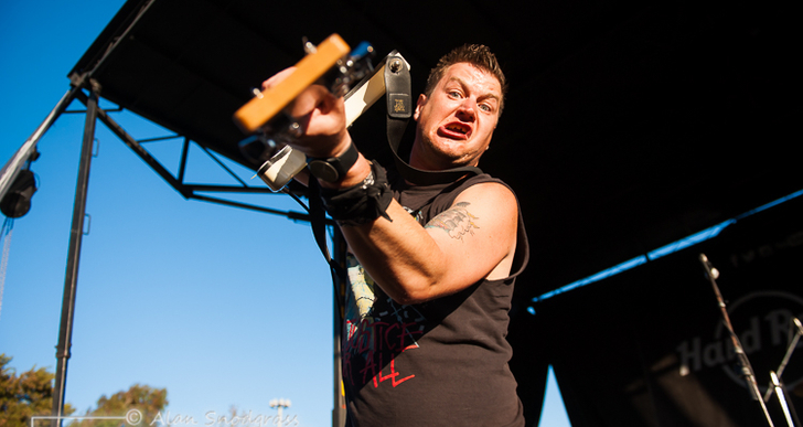 Teenage Bottlerocket | June 21, 2014