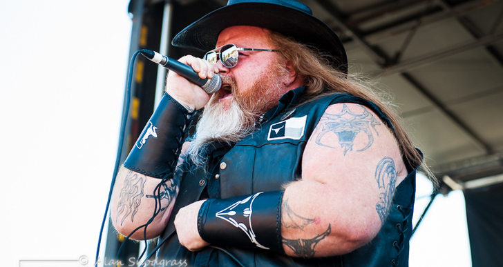 Texas Hippie Coalition | July 6, 2014