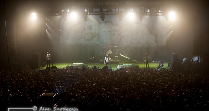 Parks and Devastation Tour | September 26, 2014