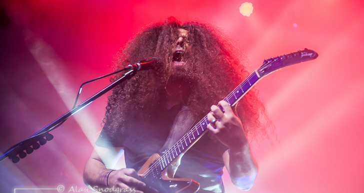 Coheed and Cambria | September 7, 2014