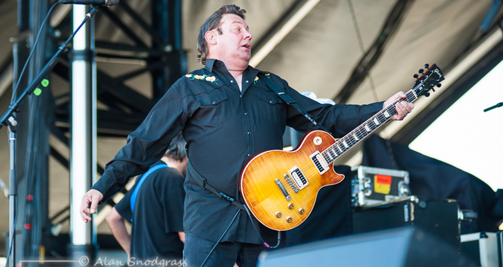 Stiff Little Fingers | August 31, 2014