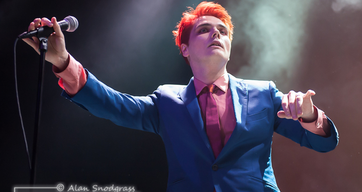 Gerard Way | October 12, 2014