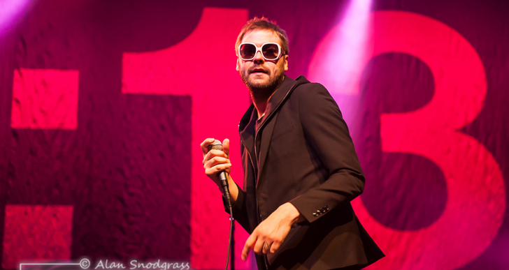 Kasabian | October 6, 2014