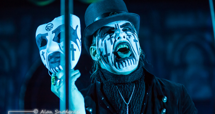 King Diamond | October 30, 2014