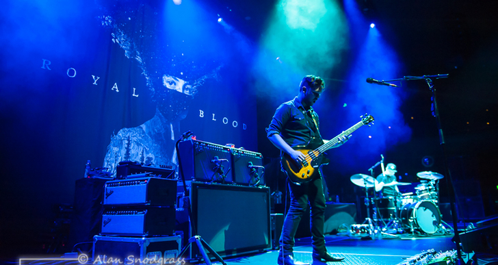 Royal Blood | September 30, 2014