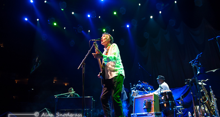 Steve Winwood | October 5, 2014