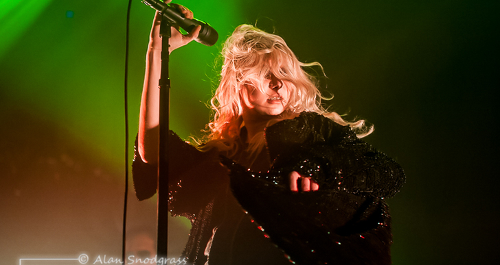 The Pretty Reckless | October 8, 2014