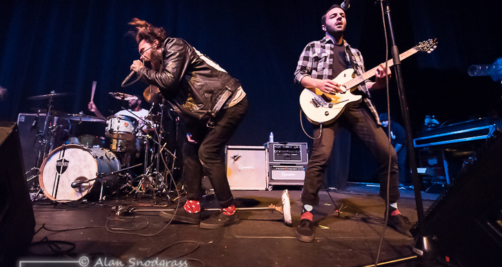 letlive | March 1, 2015