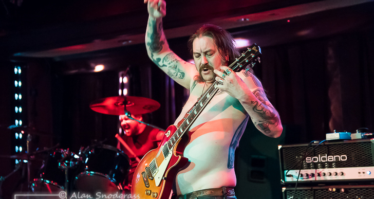 High On Fire | April 11, 2015