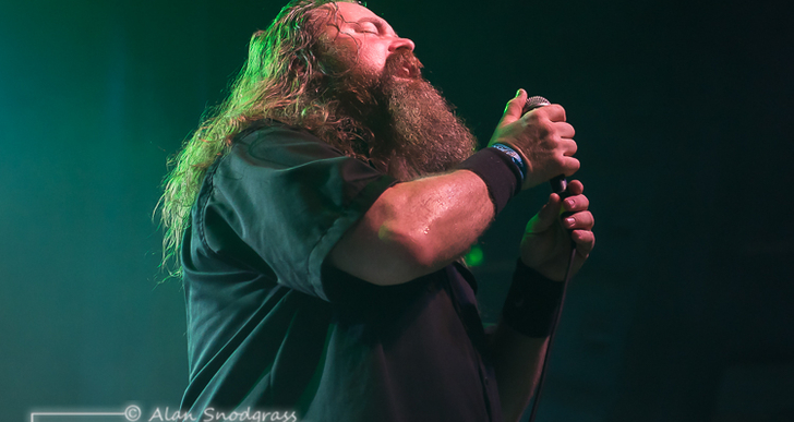 Corrosion Of Conformity | May 3, 2015