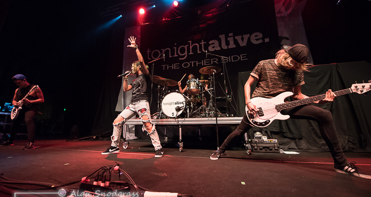 Tonight Alive | May 4, 2015
