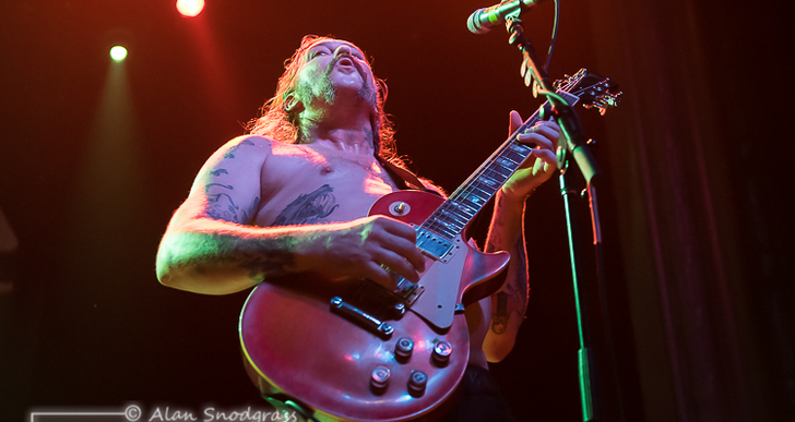 High On Fire | August 1, 2015
