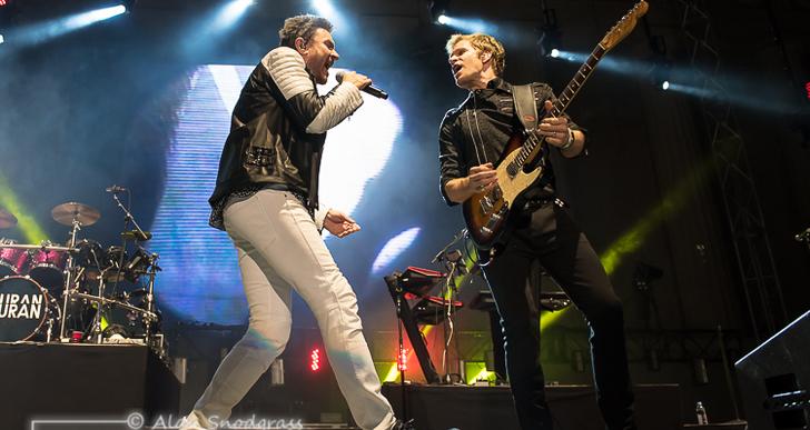Duran Duran | October 2, 2015