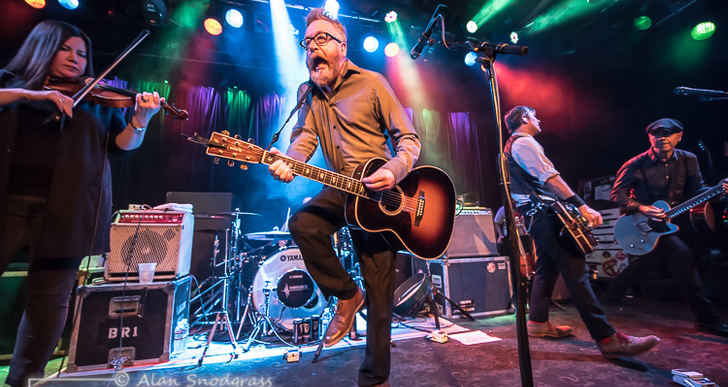 Flogging Molly | October 4, 2015