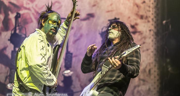 Korn | October 30, 2015