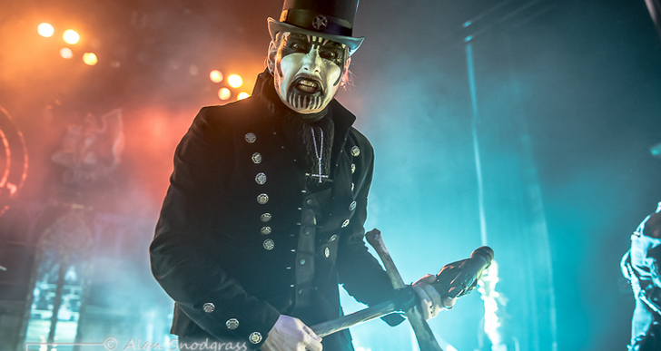 King Diamond | November 2, 2015
