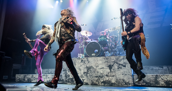 Steel Panther | January 16, 2016