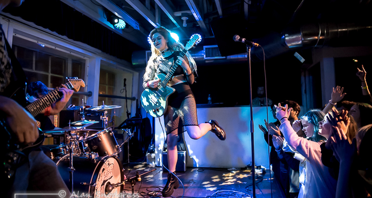 The Aquadolls | January 21, 2016