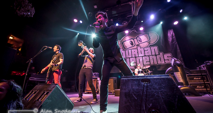 Suburban Legends | February 22, 2016