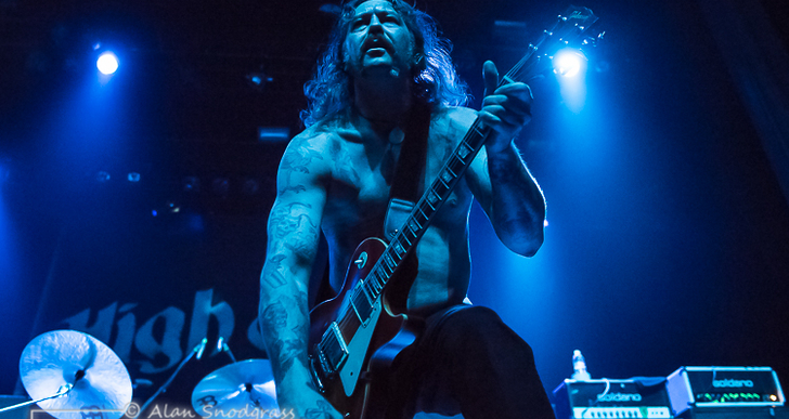 High On Fire | March 29, 2016