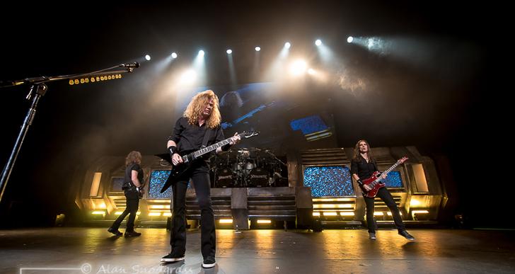 Megadeth | February 29, 2016