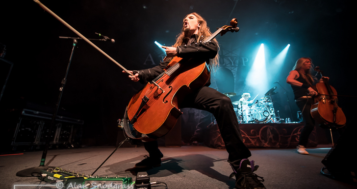 Apocalyptica | May 2, 2016