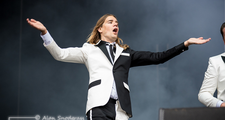 The Hives | June 11, 2016