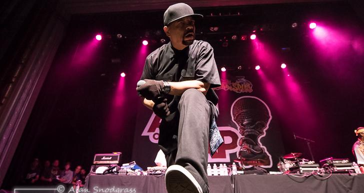 Ice-T   July 24, 2016