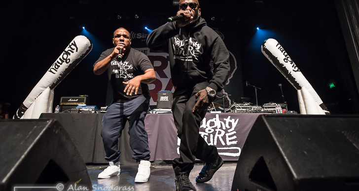 Naughty By Nature | July 24, 2016
