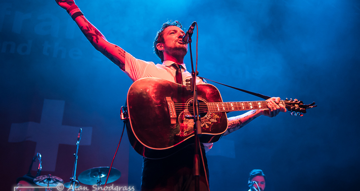 Frank Turner & The Sleeping Souls | August 3, 2016