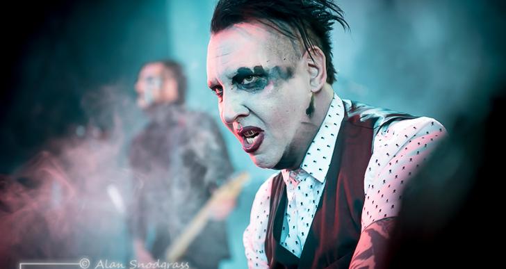 Marilyn Manson | August 13, 2016